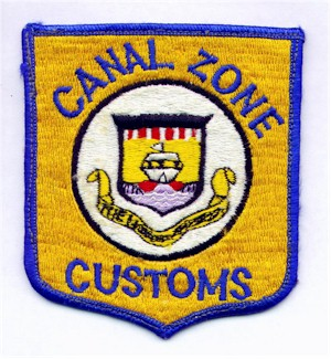 Canal Zone Customs