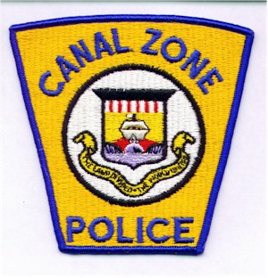 Canal Zone Police
